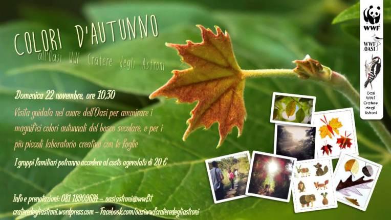 autunno astroni